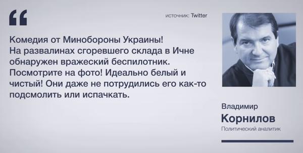"""«Украина схватила Кремль за руку» — СБУ нашли доказательство вины России в сгоревших военных складах"""""""