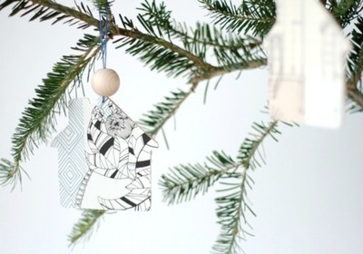 Home Sweet Home Ornaments