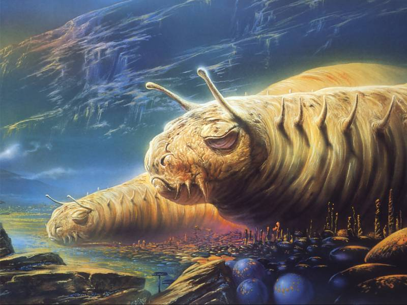 На Титане могут обитать гига…