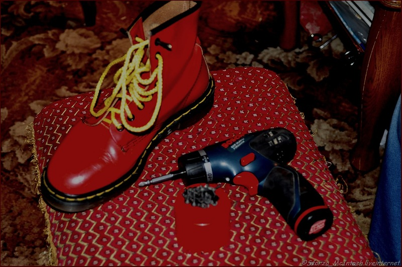 Радикальный антигололёдный метод для обуви от Аллы