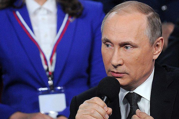 «Кто этот немец, если его переводчик — Путин?»