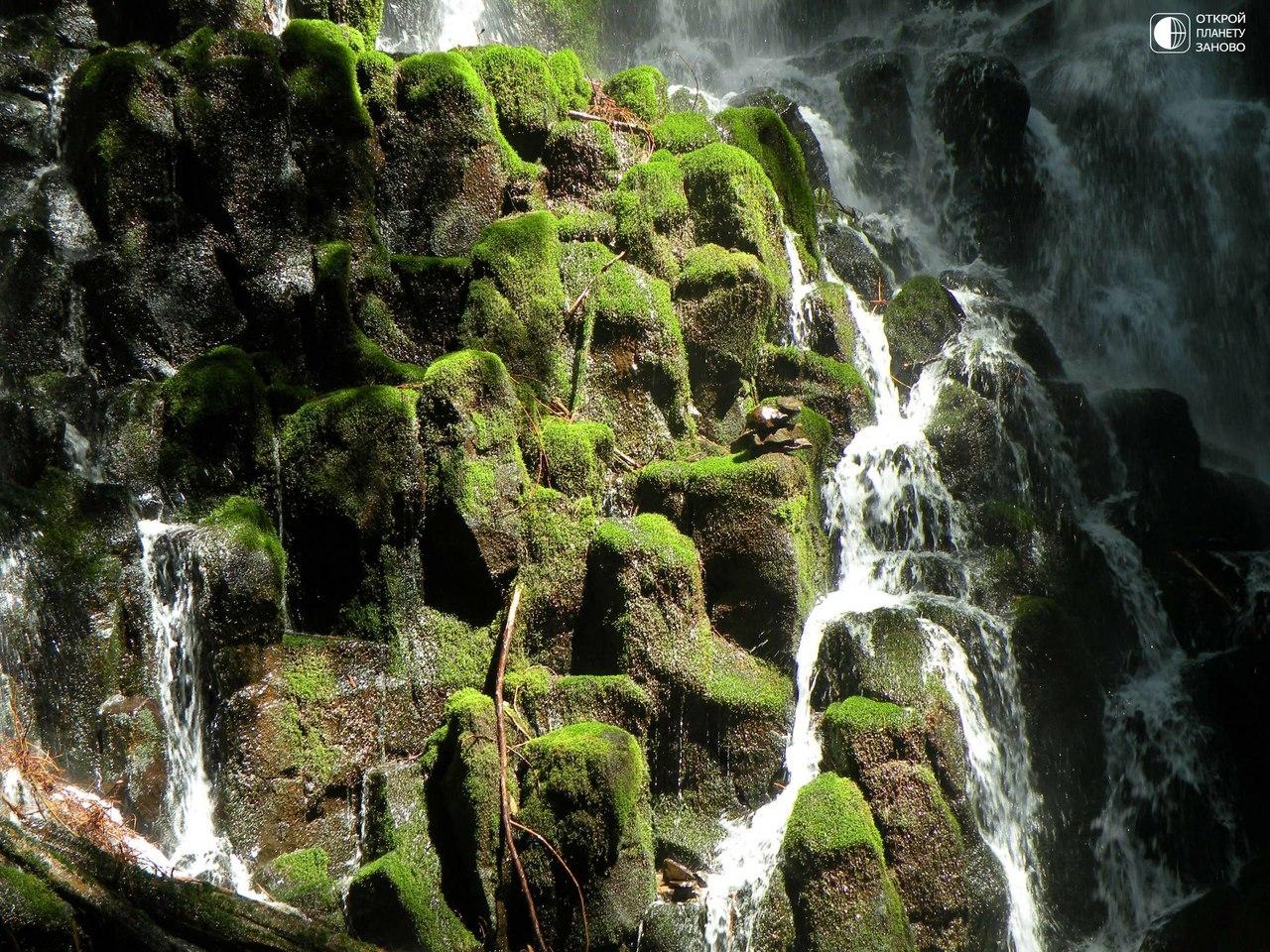 Водопад Рамона - мгновенное очарование