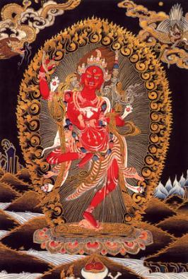 Ваджраяна (тантрический буддизм)