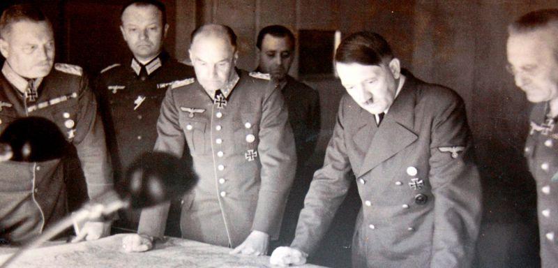 Разведка изобличила планы Гитлера