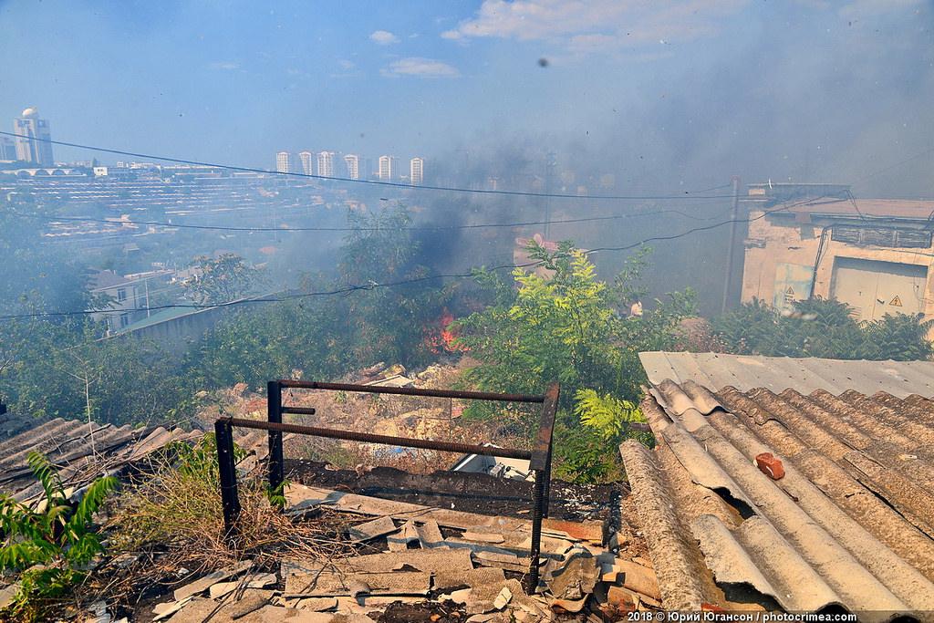 Подвиг каждый день: пожар на Токарева