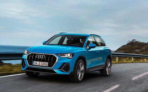 Тест нового Audi Q3 — европейской сборки, но с российскими нюансами