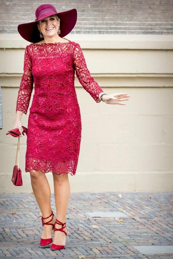 Как носить кружево с кружевом: модный тренд 2019/20