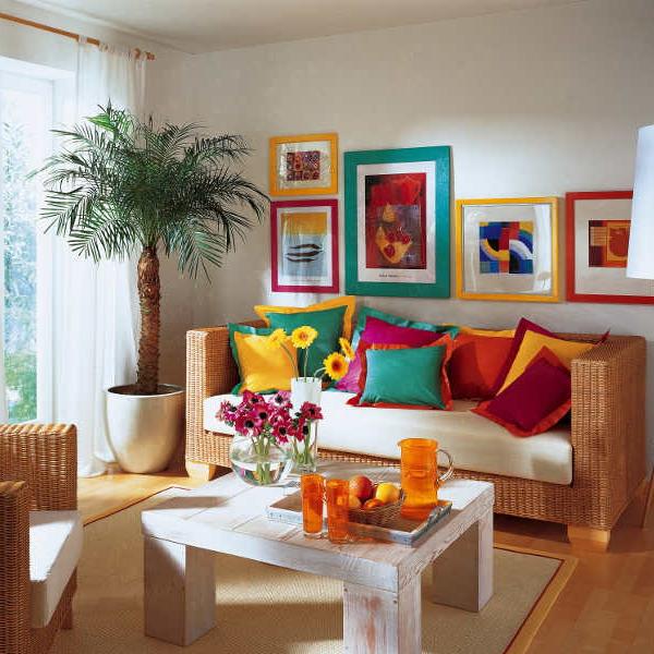 Летние палитры для интерьера: 23 идеи сочетания цветов — небанальные решения на любой вкус