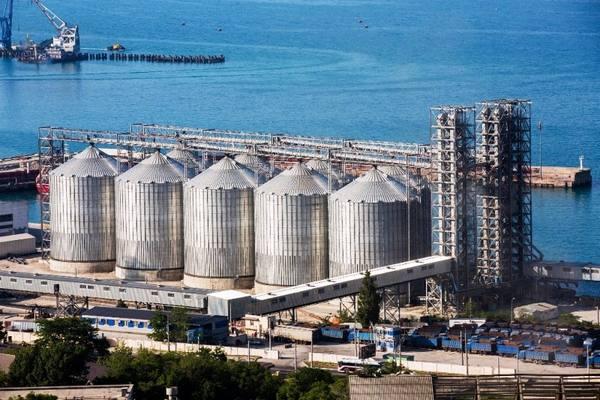 Мощность зернового терминала КСК  увеличится до 4 млн тонн в год