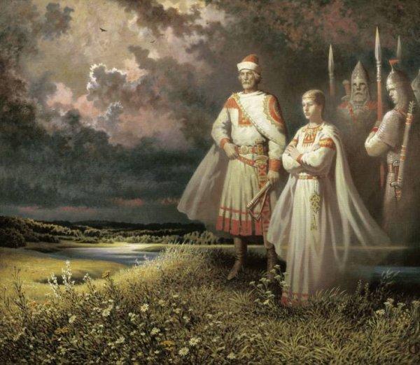 Художник Ольшанский Борис Михайлович
