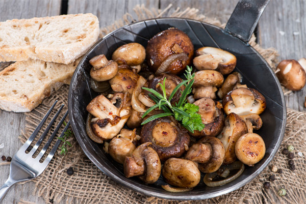 Главные правила приготовления грибов, которые нужно знать