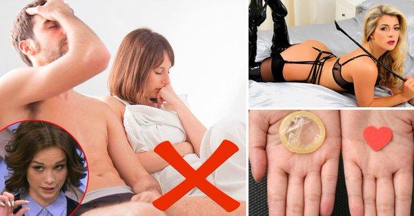 Ключевые ошибки, совершаемые женщинами в сексе