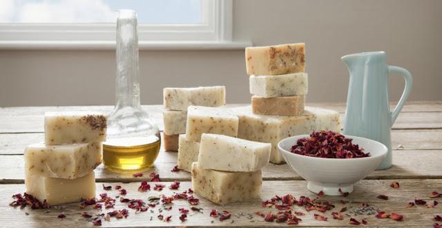 Самодельное мыло — полезная и простая вещь