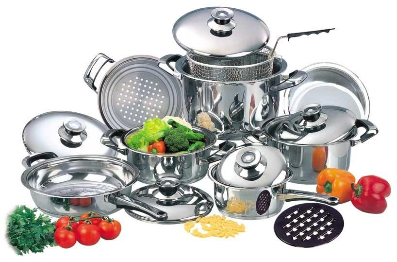 Кухонное приданое