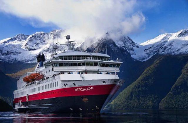 В Норвегии появятся круизные лайнеры, работающие на отходах рыбной промышленности