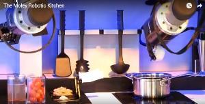 Новый кухонный робот сможет …
