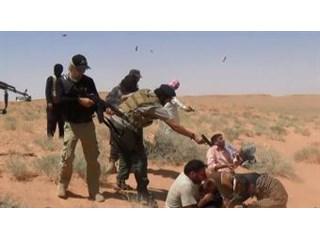 Уходя из Гуты, боевики расстреляли 16 иностранных «военспецов»