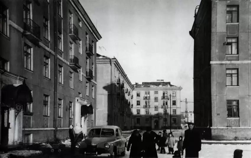 Первые каркасные дома Пятиэтажки, дома, хрущевки