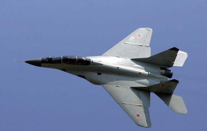 Полеты МиГ-29 прекращены до выяснения причин катастрофы под Астраханью
