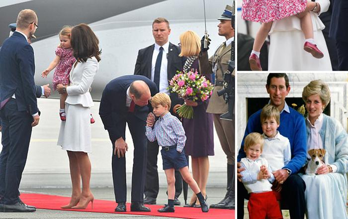 Донашивать за старшими: Особенности гардероба британских монархов