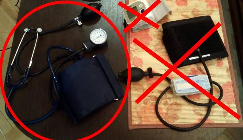 Автоматические тонометры не работают: врачи в доле!?