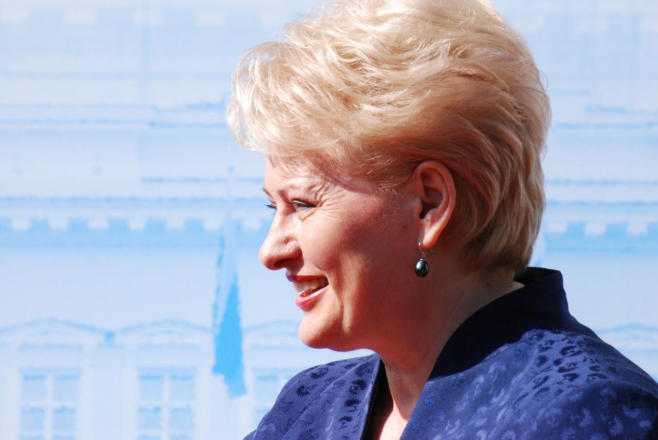 Грибаускайте: Литва должна быть готова к нападению России