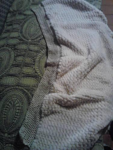 Переделки. Плетение мехом. Мастер-класс
