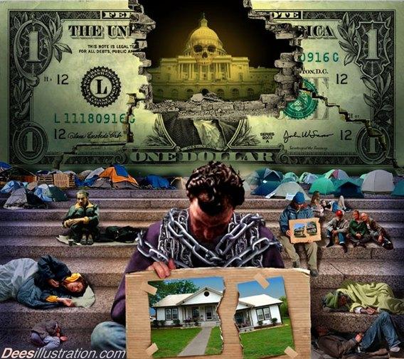 The Common Sense Show:  Коллапс американской экономики уже начался