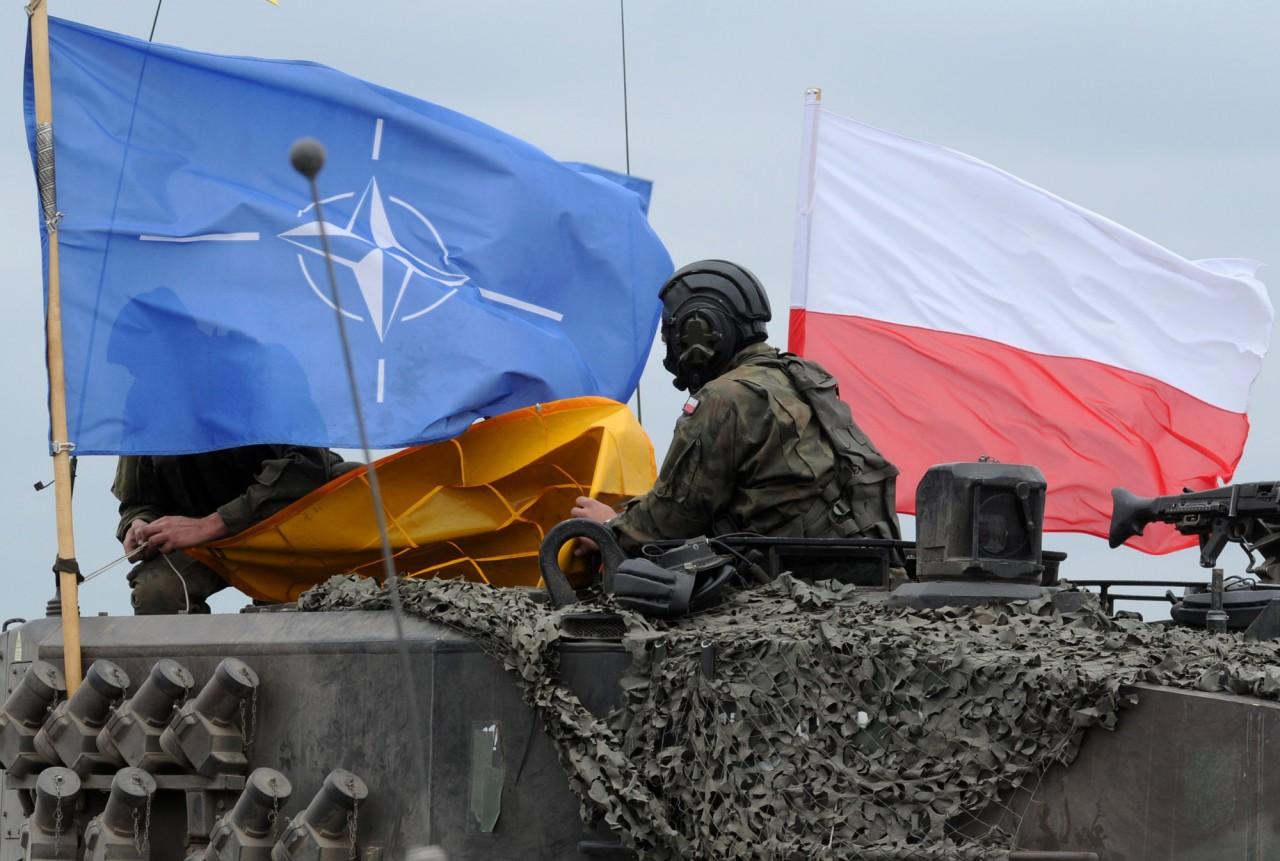 НАТО считала, что в случае войны уступит большую часть Европы России (The National Interest, США)