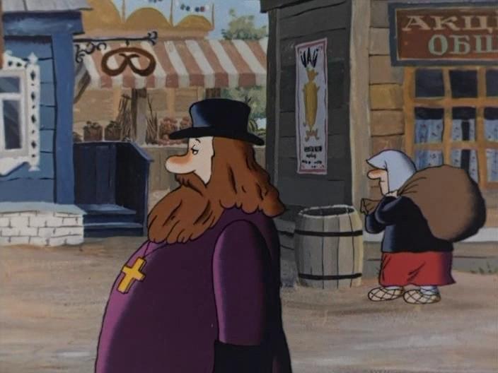 Пять мультфильмов о дореволюционной России