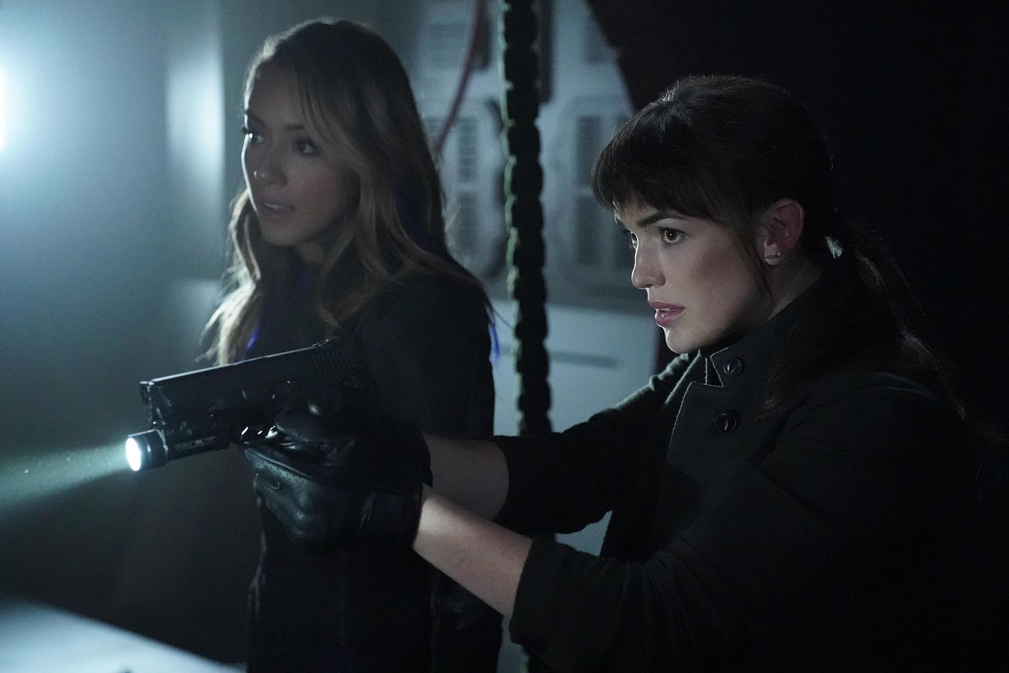 agents of shield season 2 episode 9 coke and popcorn