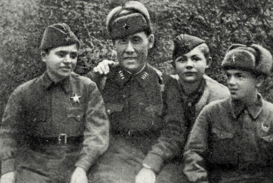 Василий Курка: 179 побед юного снайпера война, история, ссср, факты
