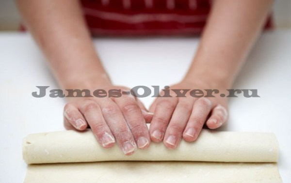 Сосиски в тесте оливер