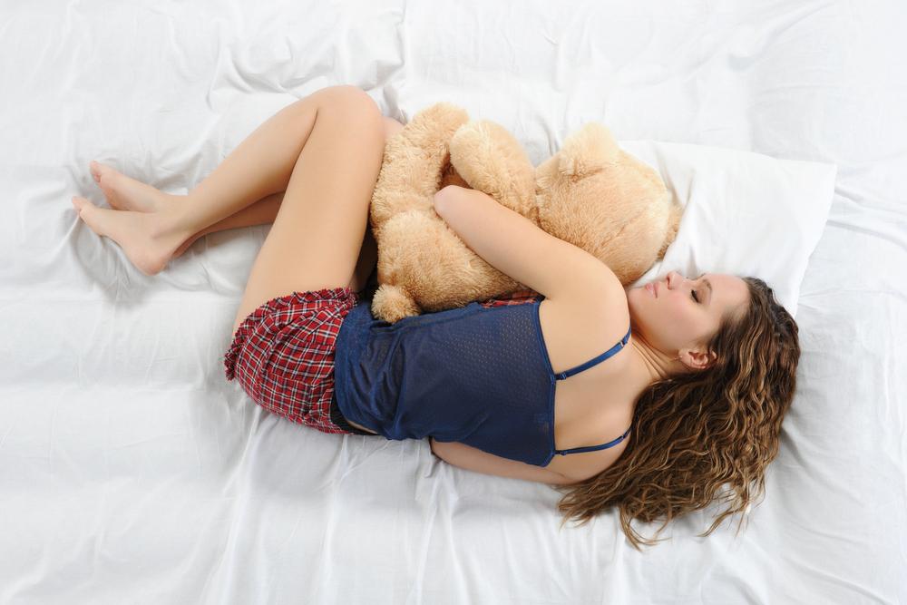 Целебные позы для сна