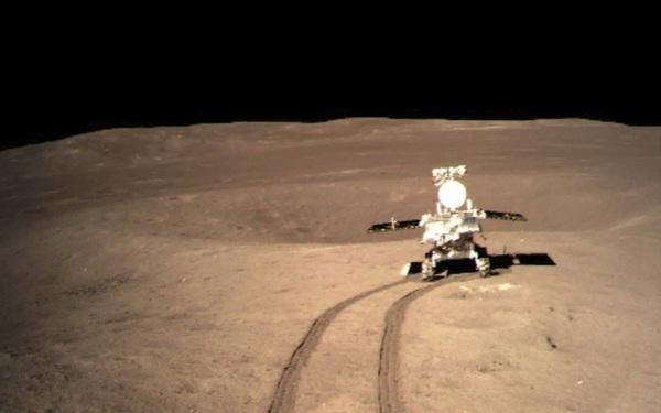 Китайский зонд Chang&'e-4 пр…