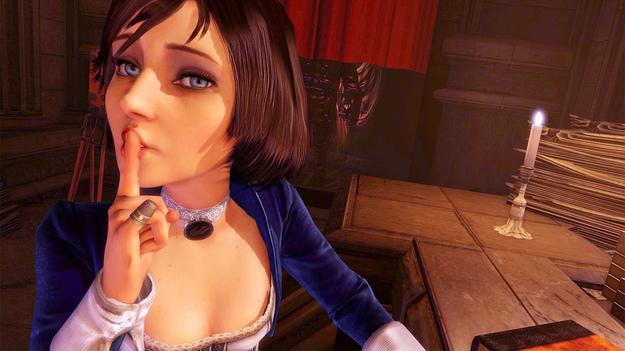 Создатели роликов с обнаженной Ларой Крофт собираются взяться за Элизабет из Bioshock Infinite