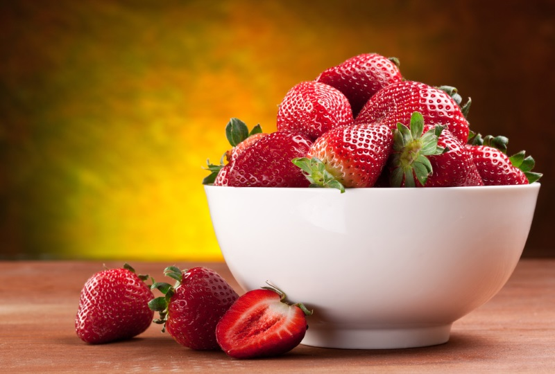 ягодный пирог без дрожжей