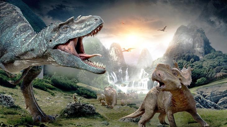Гибель динозавров: версии, причины