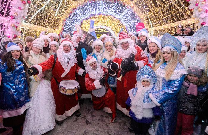 Новогодний фестиваль в Москве: время чудес — и неудобств для жителей?