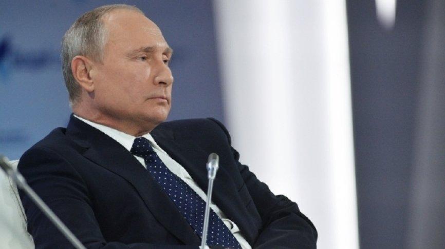 «Тогда о Севастополе просто забыли»: заявление Путина вызвало истерику украинских СМИ