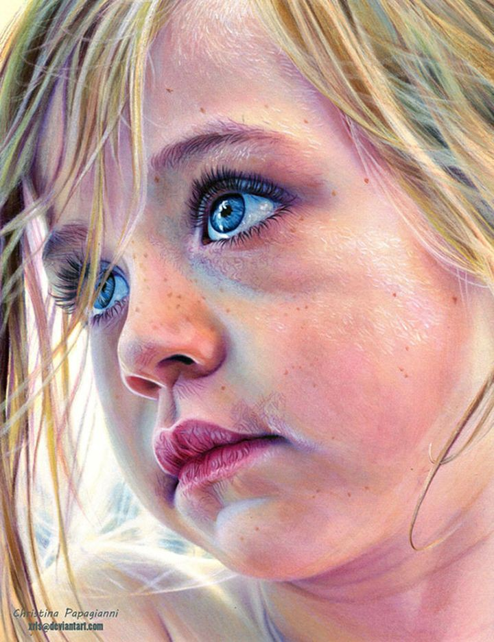 10 потрясающих художников, рисующих карандашом карандаш, рисунки, художник