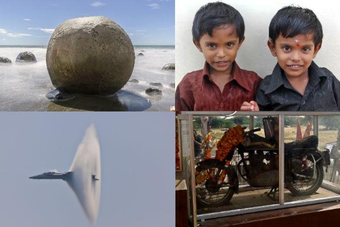 От летающих камней до божественного мотоцикла: непостижимые загадки Индии