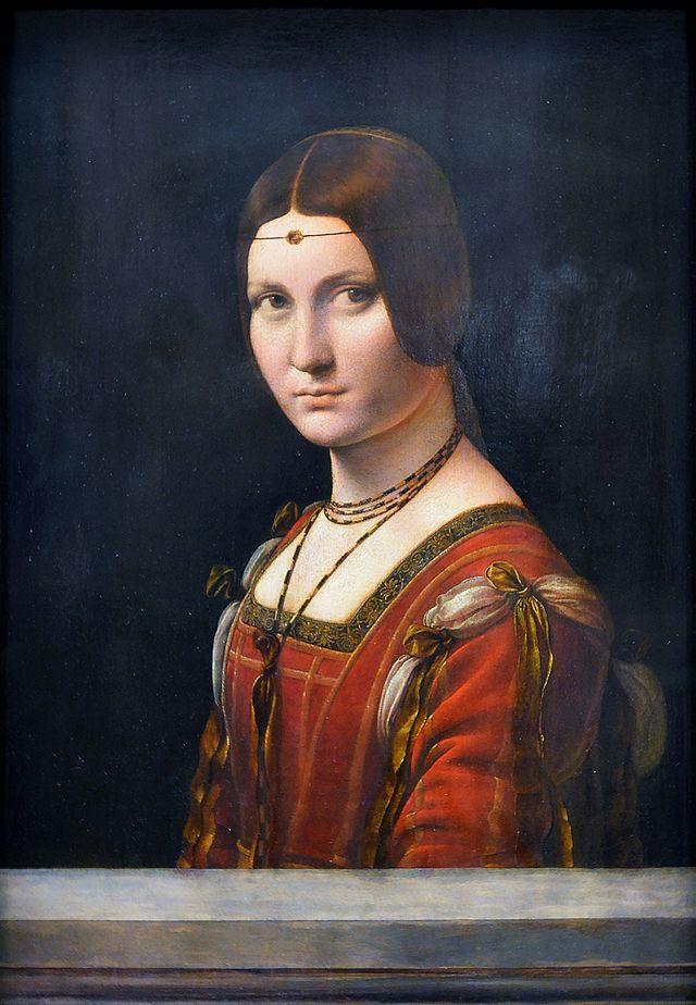 Картины Леонардо да Винчи (3)
