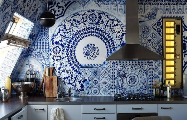 Декоративная плитка: 5 интересных идей