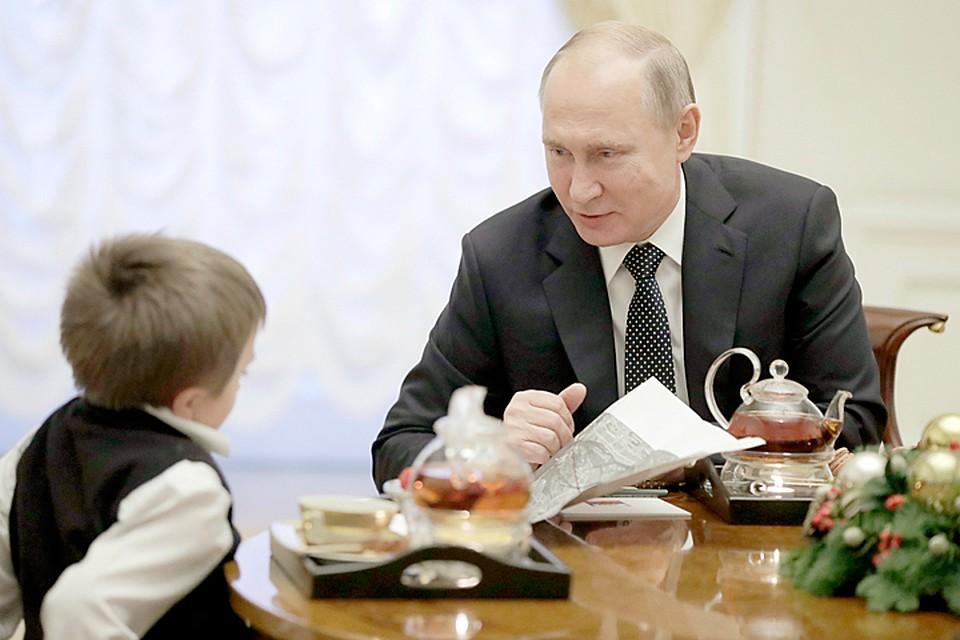 «Обалденно»: Путин покатал т…