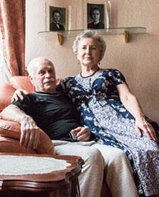 Истории россиян, создавших семью после 50 лет