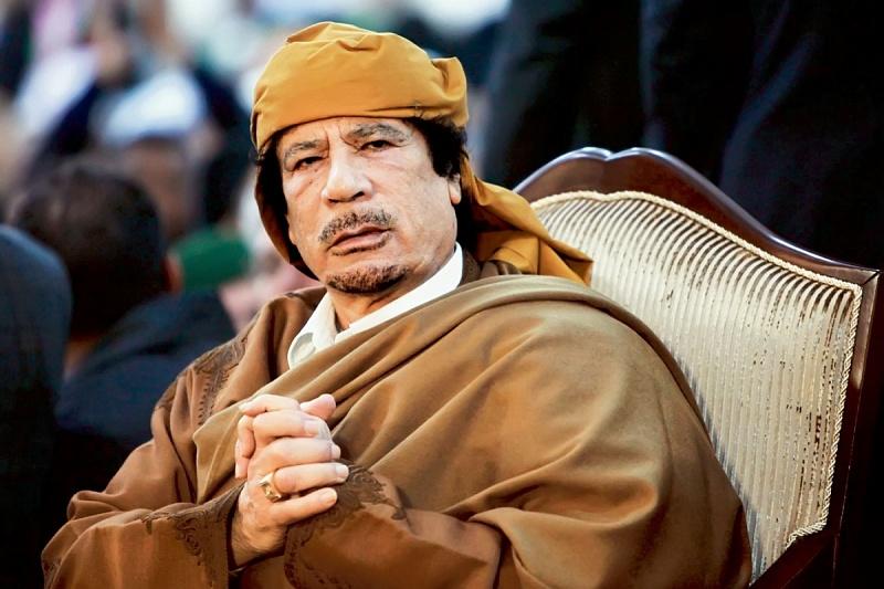 Пророчество Каддафи сбывается с удивительной быстротой
