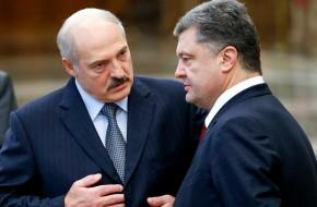 О чем договорились Порошенко и Лукашенко