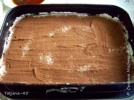 Кулинария Мастер-класс 23 февраля 8 марта День рождения Новый год Рецепт кулинарный Торт Тирамису  Продукты пищевые фото 5
