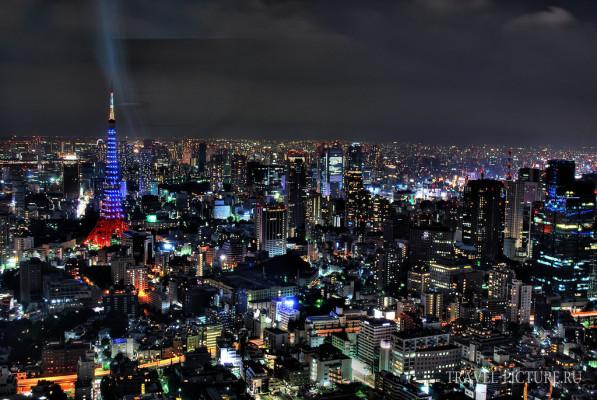 Моя поездка в Японию и перио…